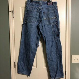 Beverly Hills Polo Club BHPC Carpenter Jeans 36L